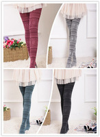 freeshopping Stripe dot legging