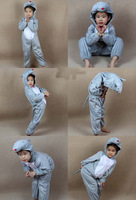 2013 Anime Animal Children's Cartoon  Mouse  Kigurumi Kids in  Velboa Onesie Pajamas Sleepwear