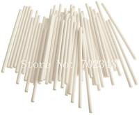"""2.75""""(7cm) Paper Sticks for Cake Pop Lolipop Mini Cupcake Muffin 100pcs/lot"""