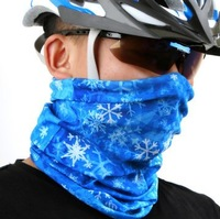 New 2013 Brand Outdoor Color Muffler Sports Magic Seamless Multifunctional Scarf Head Band Bicycle Cycing Camping Bib Shawls