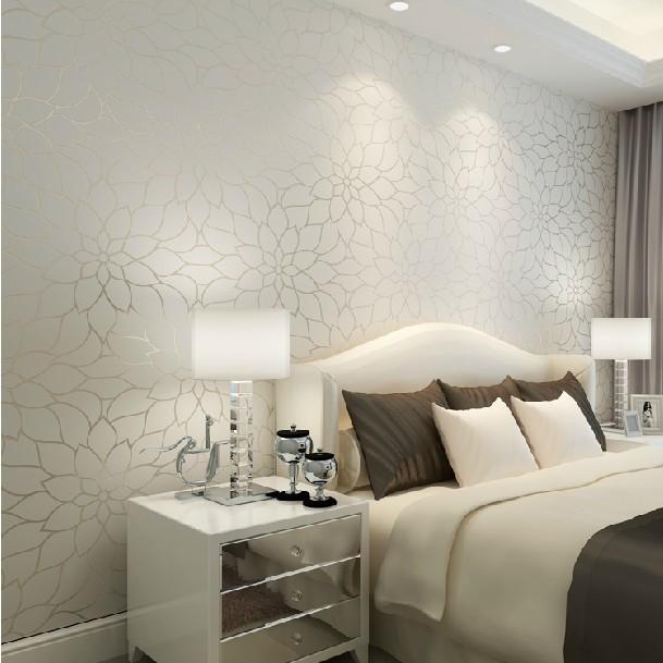 Modern Behangpapier Slaapkamer : Slaapkamer behangpapier muur papier ...