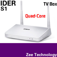 IDER S1 Android 4.2 TV Box mini PC 1GB/4GB Allwinner A20+ Dual Core A7 White with WiFi HDMI Cable