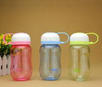 Free shipping Fuguang brand  200ML FS1062-200  fashional plastic water bottle