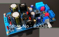 Free shipping  Hot sale OPA2604 Servo Preamplifier Kit AMP board kit for DIY