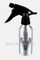 New Silver 1pcs Aluminum Green Soap Spray Tattoo Diffuser Bottles Squeeze Supply Tattoo & Body Art