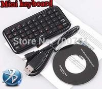 MultiMedia Mini keypad Wireless Bluetooth Keyboard and air mouse sem fio teclado for ipad mini laptop tablet PC
