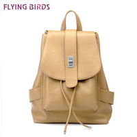 FLYING BIRDS !Cartoon panda portable shoulder Fashion bag backpack women travel pouch LS1165