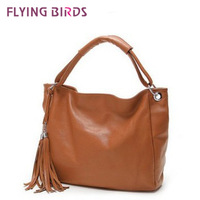 FLYING BIRDS! FREE SHIPPING 2014 Tassel  Messenger bag retro fashion pouch women handbag LS1171