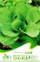 Free Shipping 6 Pack Peking Cabbage Vegetable Seeds C047