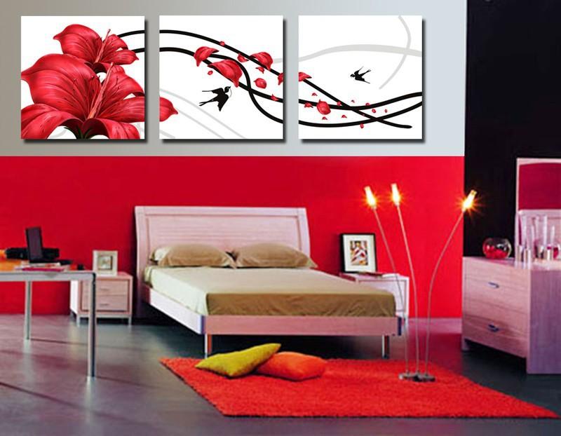 Achetez en gros peinture rouge salon en ligne des for Peinture rouge salon