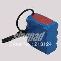 Free Shipping 8800mAh 8.4v High capacity Battery Pack 8*18650