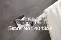 Modern Fashion SUS 304 Stainless Steel Bathroom Accessories  60CM Towel Bar  Mirror Polishing  Finished -65001