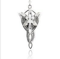 The Lord of the  Wizard Princess Evening Star  Cang Twilight Star Pendant