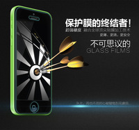 NILLKIN Amazing H+ Nanometer Anti-Explosion Tempered Glass Screen Protector For iphone 5C + Free shipping