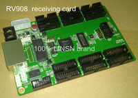 100% Brand LINSN RV908 Full Color LED Display  Receiving Card  , USD40/pcs