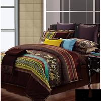 Four silk satin  the bedding sets pillowcase single sale bedding bag the sheets