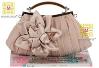 Wholesale Women Mobile Big Flowers Bag The Banquet Bag Evening Bag Women Messenger Bags W4.8