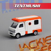 Free shipping Many believ TOY 90 Suzui  Alloy Camping Car Model Toy 654#