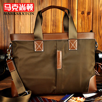 2013 nylon fashion portable laptop bag briefcase canvas bag