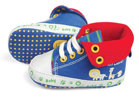 Di alta qualità motherlove bambino bambino scarpe, bambino scarpe morbide, suola cotone- fatto bambini scarpe animale prima escursionisti