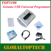 DHL Free! 2013 New Arrivals High Quality TOP3100 Universal Programmer USB Universal ECU Programmer
