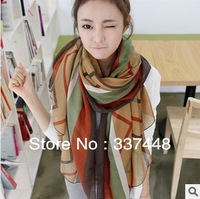 gaze de paris new 2013 brand winter infinity scarf for women