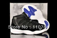 Free Shipping J11 Kids Children Retro Basketball Shoes Retro 11 Air Trainers Size 28-35 6 Colors