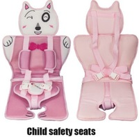 High quality Baby Cartoon Car Seats/Child safety car seats infant car seat /4colors best gift for kids