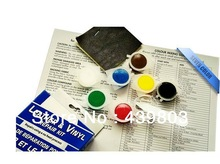 Factory direct offer no heat Vinyl And Leather Repair Kit, car leather repair kit(China (Mainland))