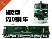 model train promotion