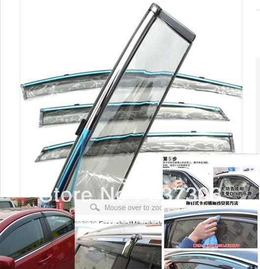 Внешние аксессуары ! Hyundai Elantra for4windows, + брызговики hyundai elantra 07 11 refires