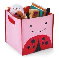 SKP baby toy storage box Zoo Storage Bins - Ladybug