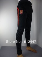 Brand Arsenal Men Soccer Training Long Pants 2014,Tight Leg Version,Free Shipping,OZIL CAZORLA WILSHERE WALCOTT PODOLSKI RAMSEY
