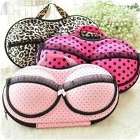 Rondom Color Portable travel underwear deformation underwear storage bag storage box bra bag. Bins