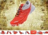 Wholesale ! Salomon lightweight running shoes , men's shoes, Salomon S-LAB men's running shoes sneaker size :40 -45