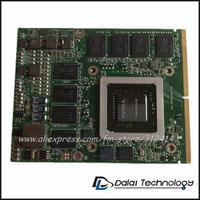 For HP  FX 3800M N10E-GLM3-B2 1GB MXMB 3.0 596063-001 Video/ VGA CARD graphics cards