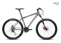Java 2013 mountain bike es1-24s-d 24 bicycle bike bicycle double disc