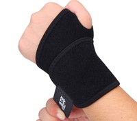 Sports Wristband Tennis Wrist Support Weightlifting Wrist Volleyball Wristband Bracer for fitness gym