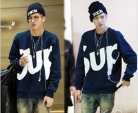 Exo sweatshirt male kris sup lovers outerwear autumn pullover clothes 2013