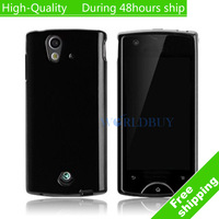 High Quality Grip TPU Skin Gel Case Cover For Sony Ericsson Xperia Ray ST18i Free Shipping UPS DHL EMS CPAM HKPAM VT-15