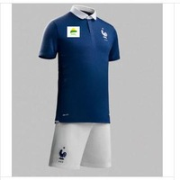 2014 season The new French Football suits Soccer jersey 2014 world cup
