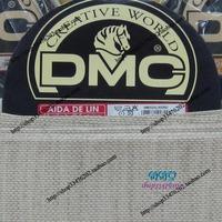 France imported brands Dmc cross stitch cloth 14ct small linen cloth ecru  free shipping