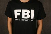 FBI - MENS FUNNY T-SHIRT