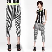 9 pants stripe pants 8216
