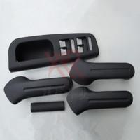 Jetta bora king 4 lifter switch spillplate door armrest handle black
