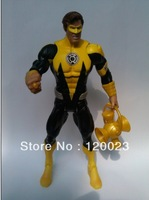 DCUC DC Universe Classics Universe War Of The Green Lantern Yellow Lantern Hal Jordan loose