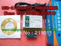 Free shipping ZP816 same with EZP 2010 programmer USB SPI Programmer