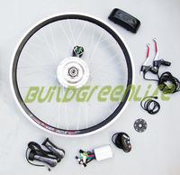 36V 250W 16-28inch bike to e-bike conversion kits