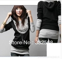 Hot Fashion Women Hoodies Sweatershirts,New Style Outerwear,Ladies Coat Hody Garment 3Sizes