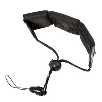 Black Waterproof Diving Floating Foam Wrist Armband Strap for Camera Gopro Hero 2 3 3+ Free Shipping